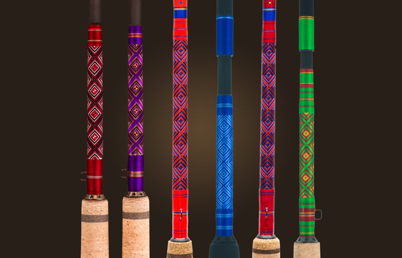 Custom Travel Rods