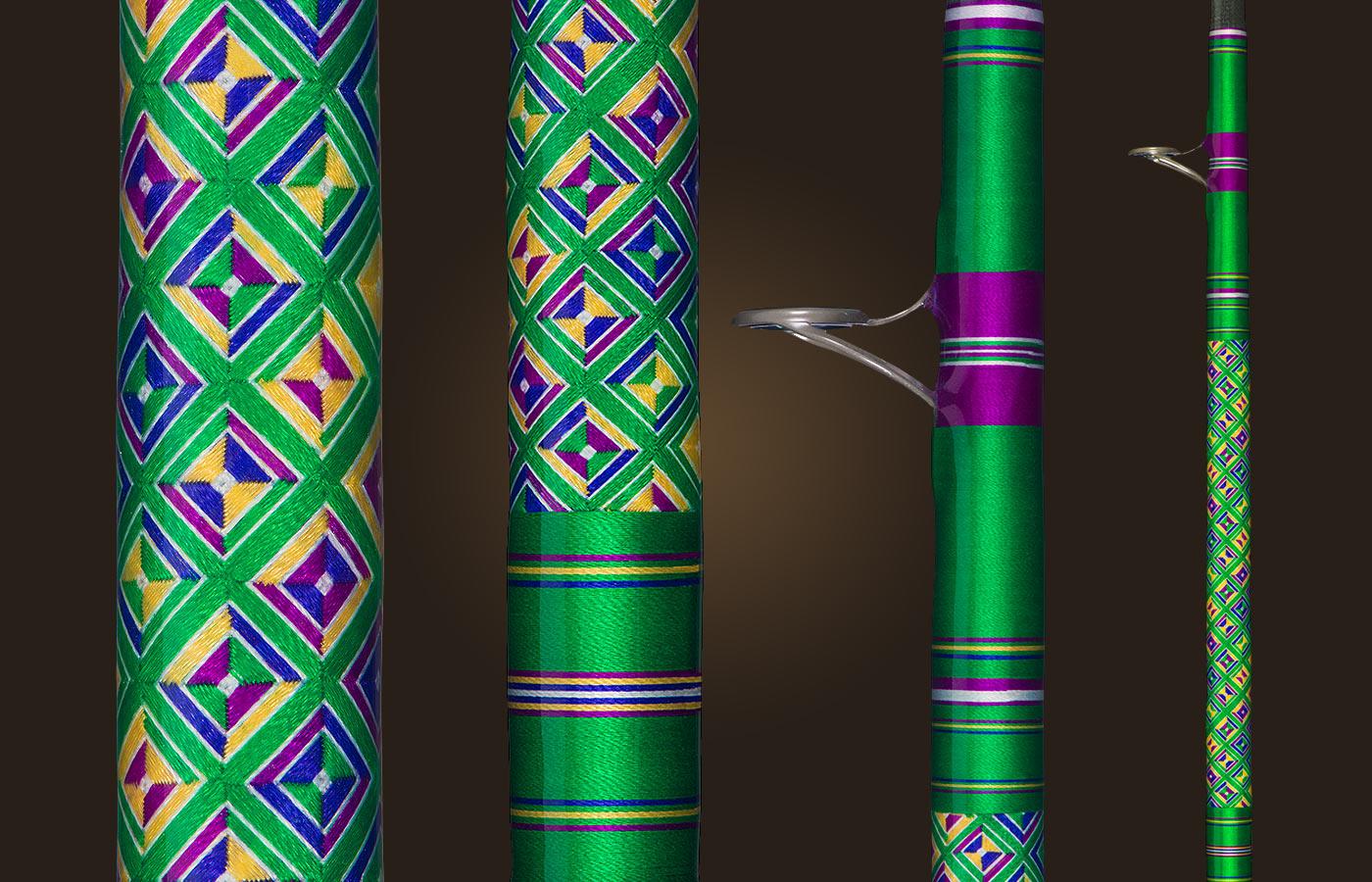 Highliner Custom Rods - World Class Custom Fishing Rods