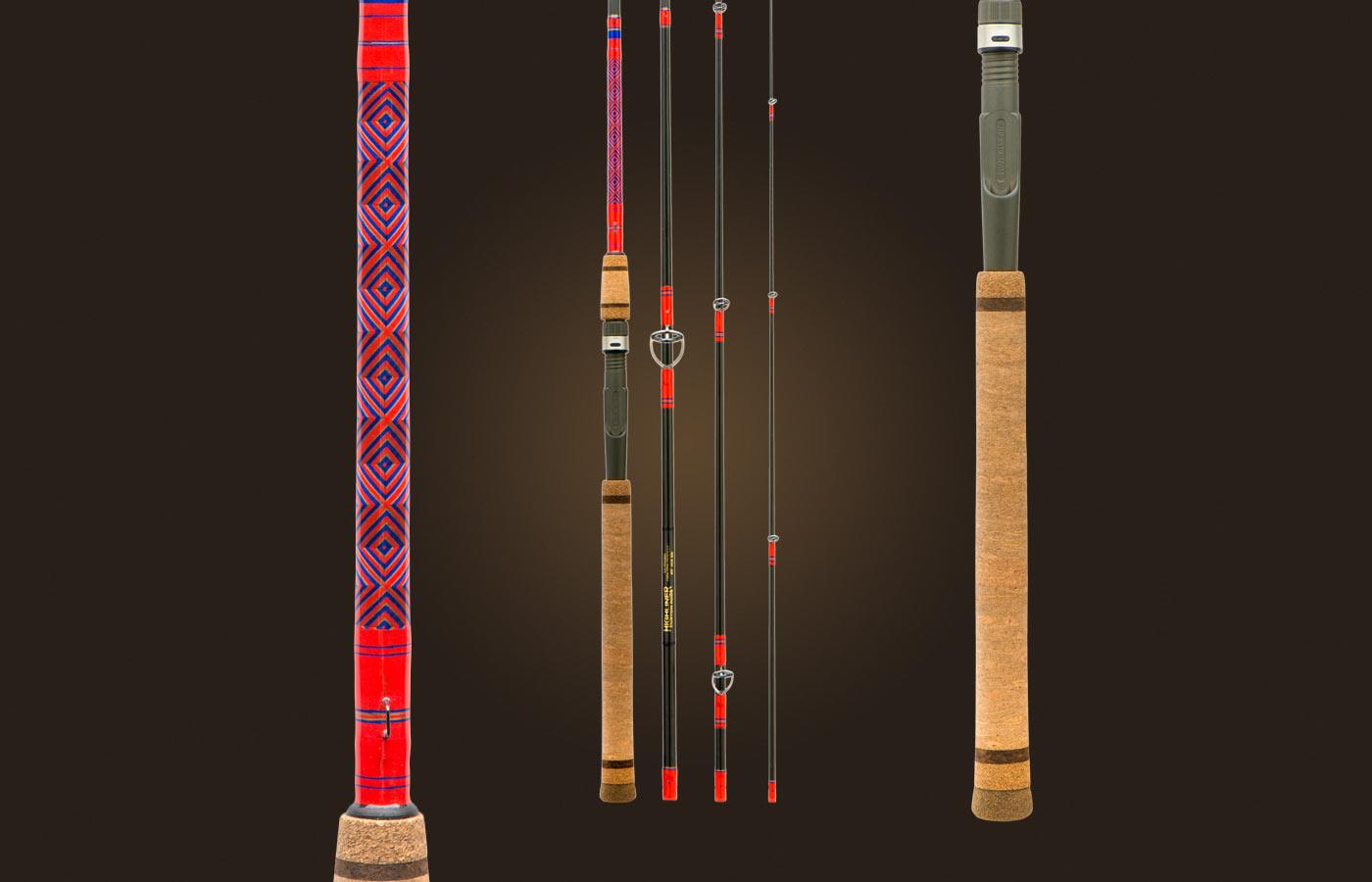 Custom Travel Rods